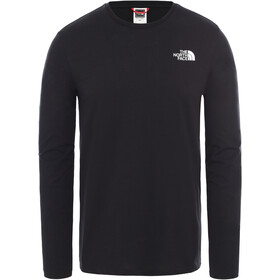 The North Face Langærmet T-shirt Herrer, tnf black